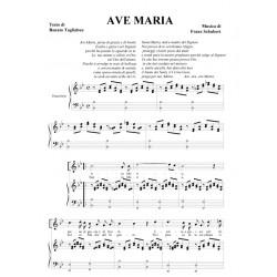 Ave Maria di Schubert in italiano per Tenore o Soprano