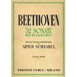 BEETHOVEN - 32 SONATE PER PIANOFORTE - Vol. 1°