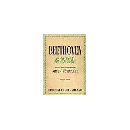 BEETHOVEN . 32 SONATE PER PIANOFORTE