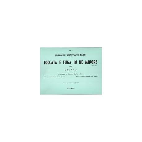 Toccata e fuga in re minore BWV 565