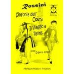 G. ROSSINI - Sinfonia dell'opera Il viaggio a Reims. Ouverture