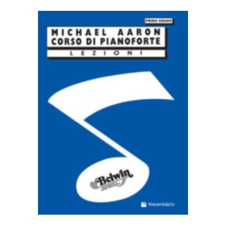 Corso di pianoforte - Primo grado