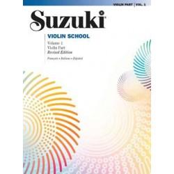 Violin school vol. 1