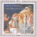 Lorenzo Perosi: LA RESURREZIONE DI LAZZARO (2 CD)