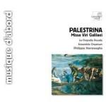 PALESTRINA - Missa Viri Galilaei
