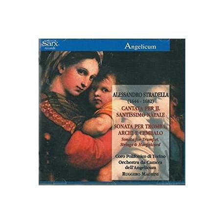A.STRADELLA - Cantata per il SS. Natale e Sonata per Tromba, Archi e Cembalo