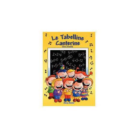 Le tabelline canterine