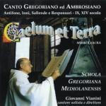 CAELUM ET TERRA - Canto gregoriano e ambrosiano