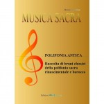 - Polifonia antica - 3 Volumi - OFFERTA SPECIALE - Download PDF