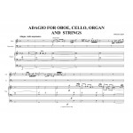 ADAGIO - Arr. for Oboe, Cello and organ - D. Zipoli