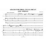 ADAGIO - Arr. for Oboe, Cello and organ - D. Zipoli - Arr. for SATB Choir