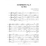 BEETHOVEN - SYMPHONY No. 5 - 1st Mvt - With Parts