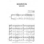 ALLELUJA (Exsultate, jubilate K.165) W.A.Mozart - Arr. for SATB Choir and Organ