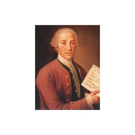 DURANTE FRANCESCO (1684-1755)