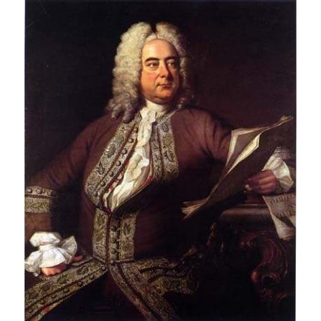 HANDEL G. FRIEDRICH (1685-1759)