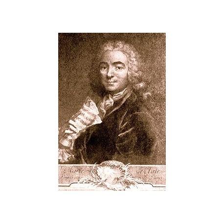 LECLAIR JEAN MARIE (1697-1764)
